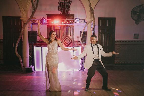 Spanish wedding