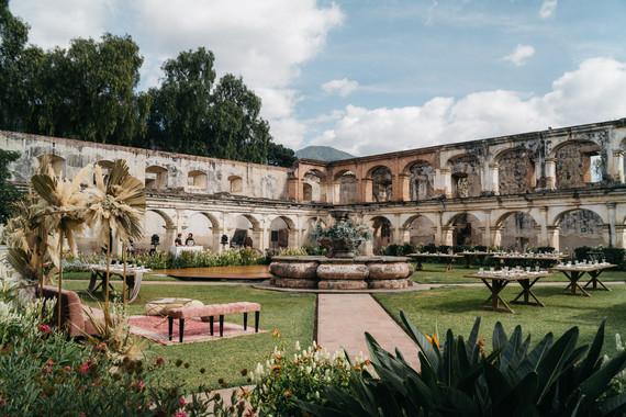 Historical wedding venue