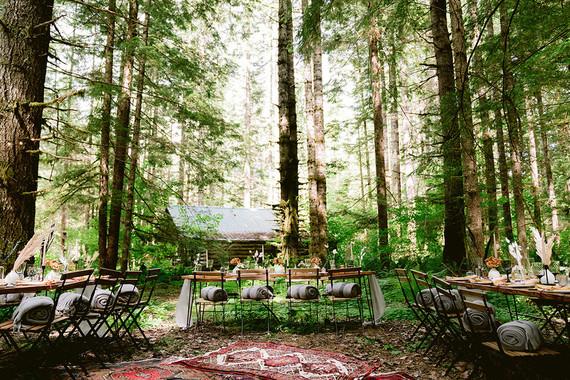 Mount Ranier National Park wedding