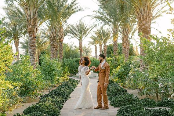 Palm Spring wedding
