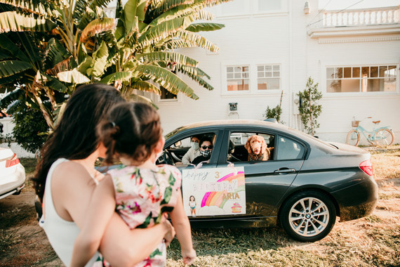drive by birthday party ideas