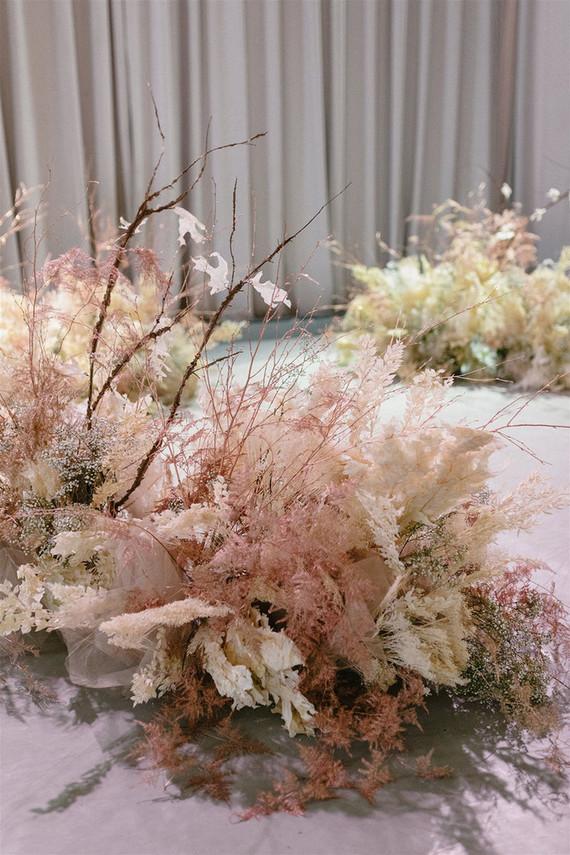 New Orleans wedding florals