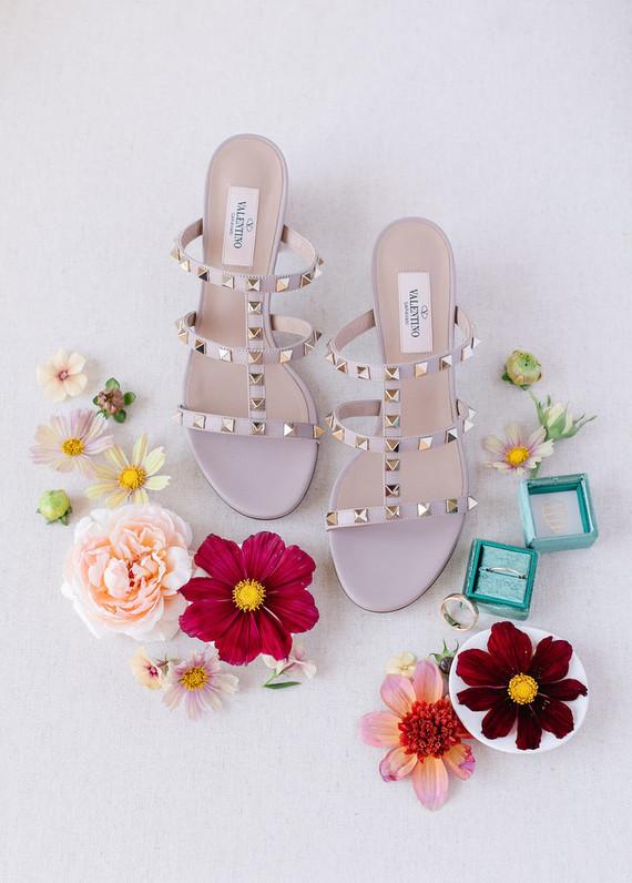 Bridal sandels