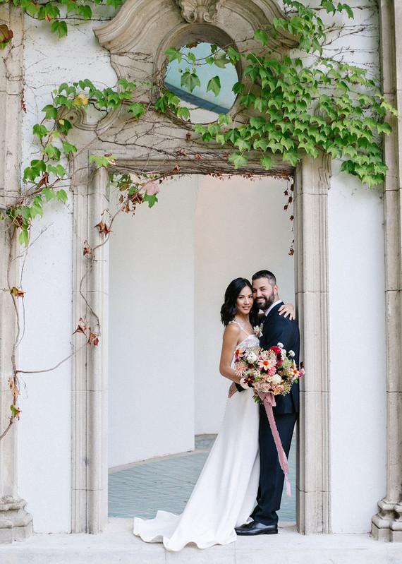 Hacienda inspired wedding