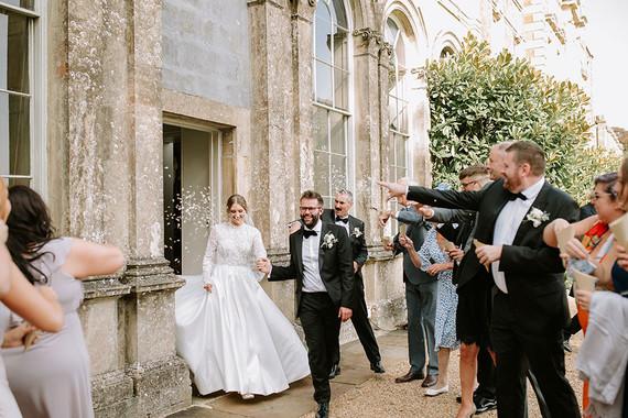 Micro wedding in England