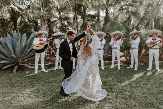 Mexico micro wedding