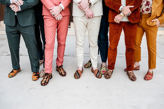 groomsmen in New Mexico