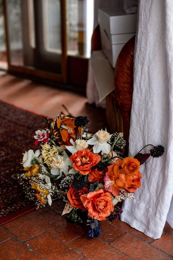 Santa Fe wedding flowers