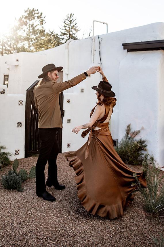New Mexico wedding