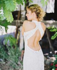 Olvi's wedding dress