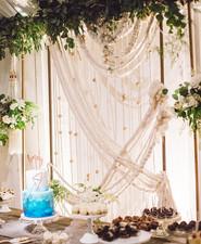 Dessert table