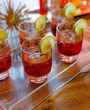 Signature cocktail