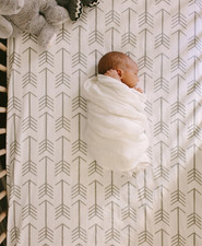 boys nursery newborn photos