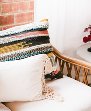 boho pillows