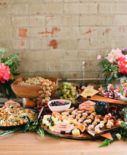 Lovely Baby Shower Catering