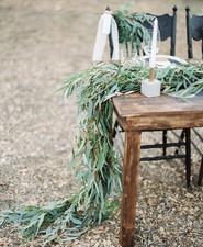 Modern forest wedding inspiration