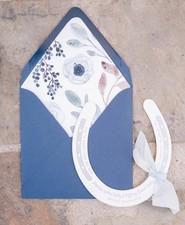 Equestrian themed wedding invitations