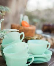 Jade coffe cups