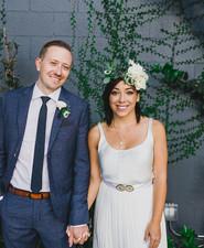Lombardi House wedding
