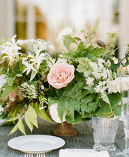 Elegant modern San Francisco wedding