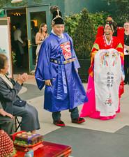 Traditional chineese tea ceremony