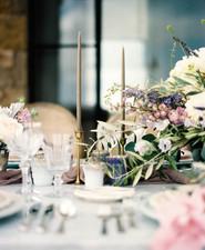 Romantic Malibu Rocky Oaks wedding inspiration