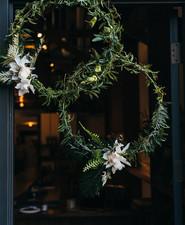 Wreath decor