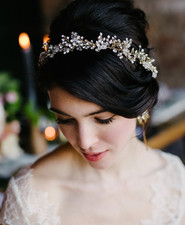 Hushed commotion bridal accessories