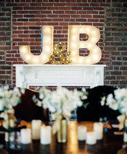 Marquee signage