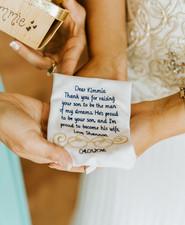 Wedding sentiment