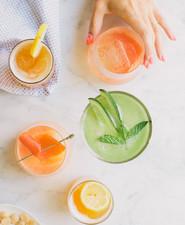 Three simple, delicious summer cocktails