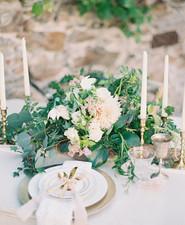 romantic, late summer wedding ideas