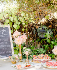 Garden Fairy baby shower