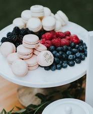 Macaroon desserts