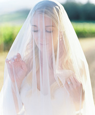 Veiled Beaut bridal veil