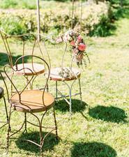 Spring boho wedding
