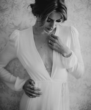 Reformation wedding dress