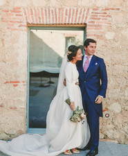Romantic wedding at Finca Las Margas in Spain