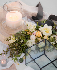 Elopement decor