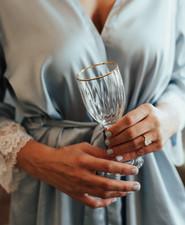 Elegant formal Darlington House wedding in La Jolla
