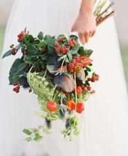 Romantic late summer Tuscan wedding inspiration