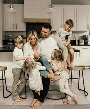 Family of 7 photos