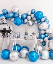 Modern Star Wars birthday party ideas