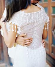 Claire Pettibone wedding dressdress