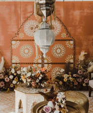 Moroccan wedding ideas