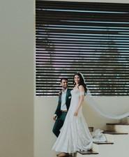 Rue de Seine wedding gown