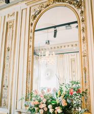 French floral arrangements