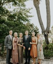 Romantic Austin greenhouse wedding