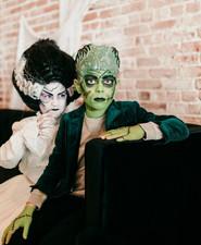 Kids Frankenstein costume