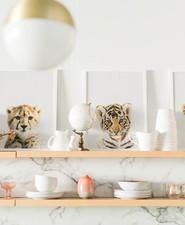 animal nursery prints